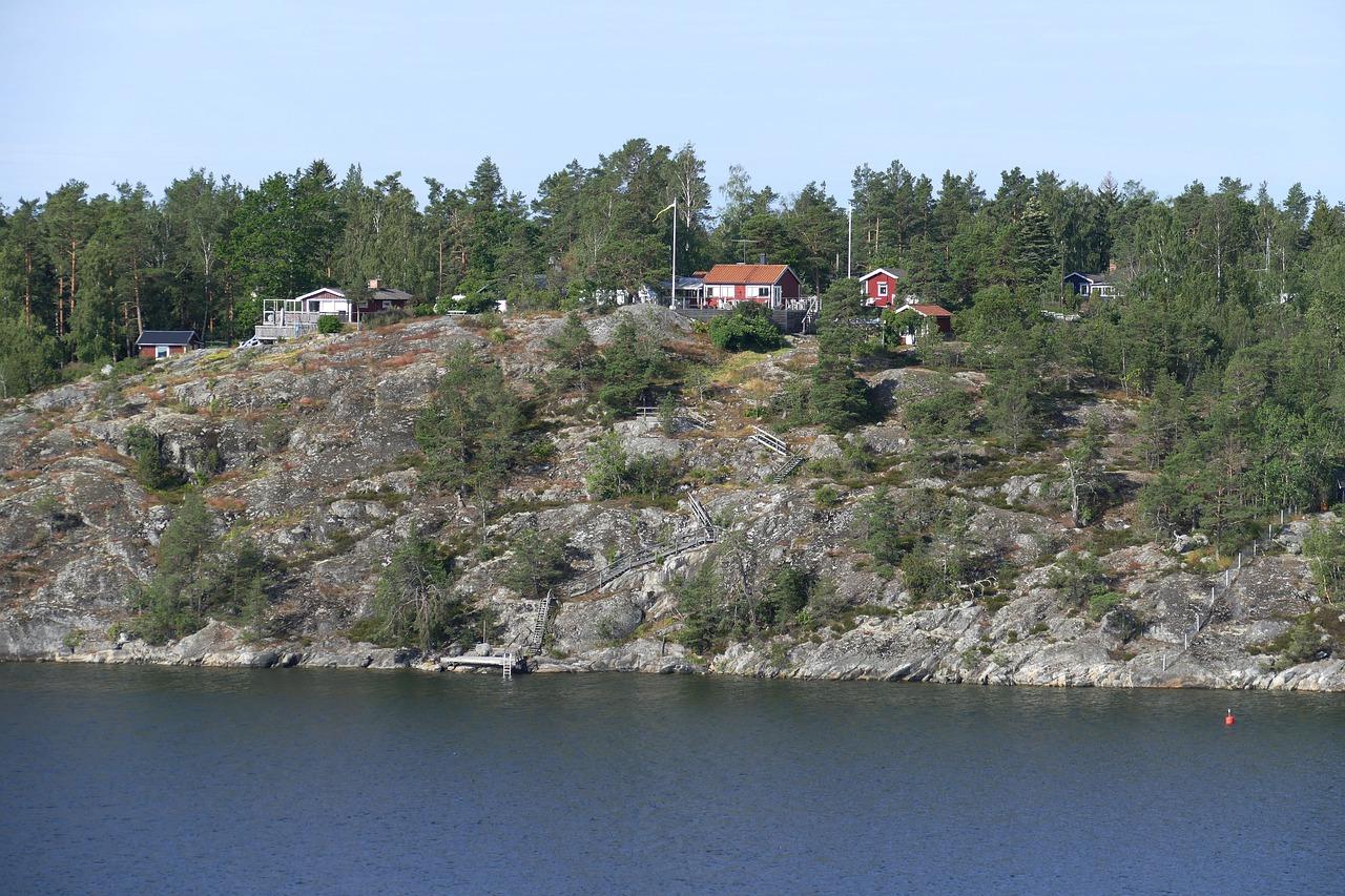 Ta sig runt i Sverige