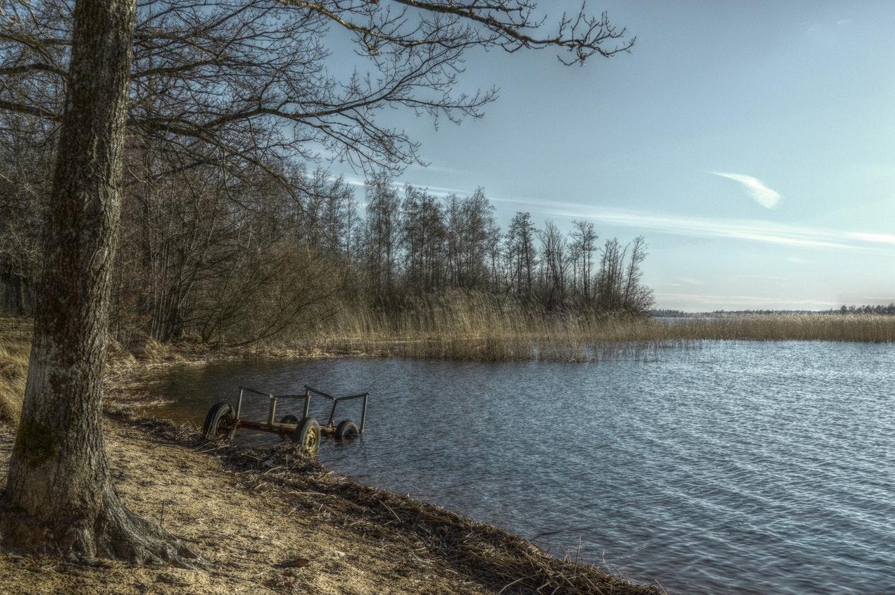 Sjöar och vattendrag